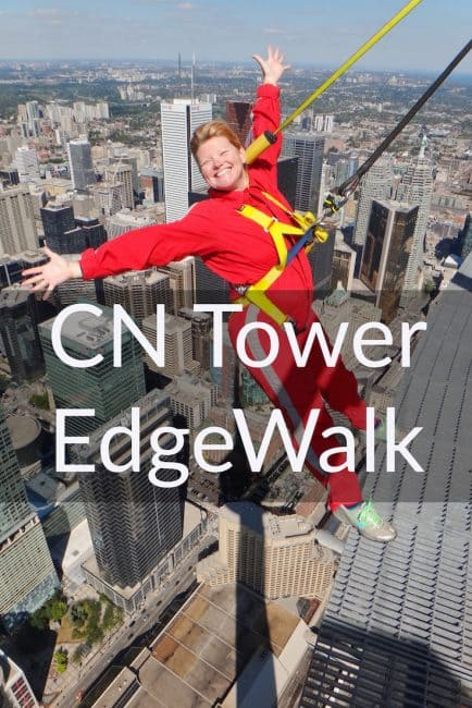 Edgewalk CN Tower