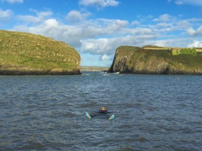What to Expect when Coasteering in Wales