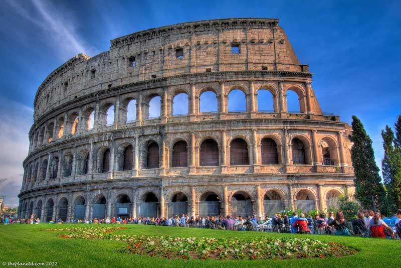 colloseum of rome