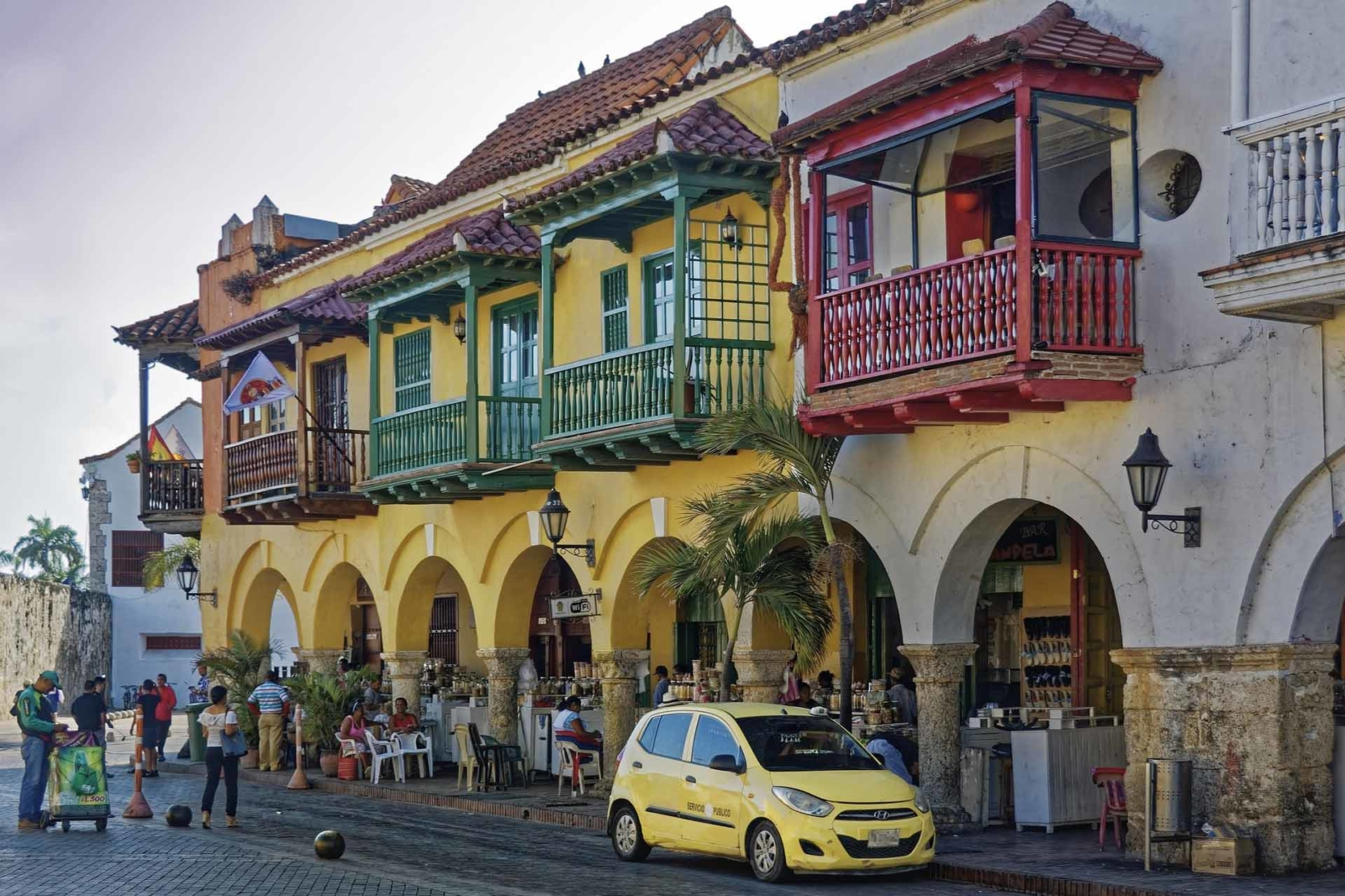 colombia travel guide