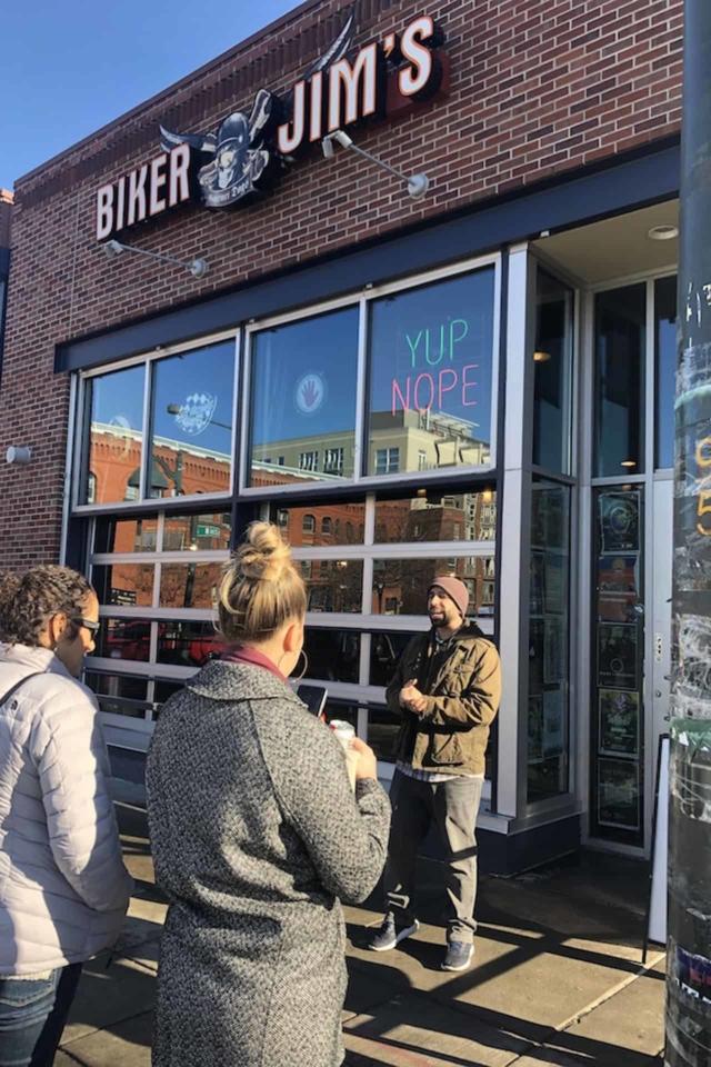 food tour in Denver colorado