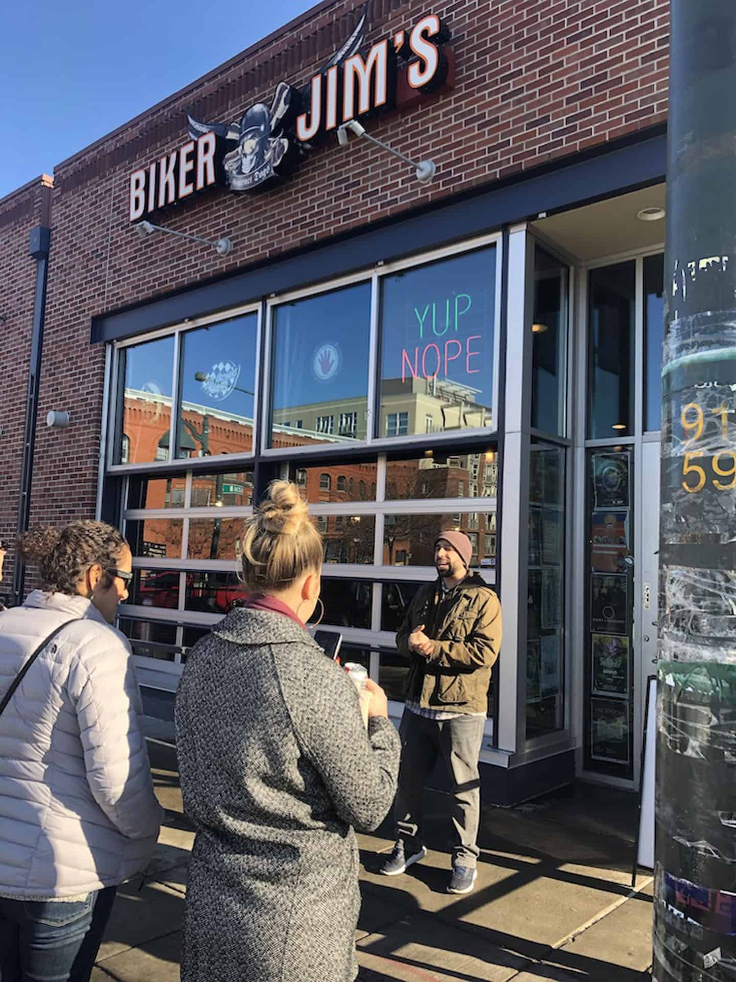 food tour in Denver colorado