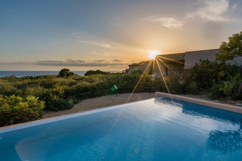 costa navarino westin resort pool