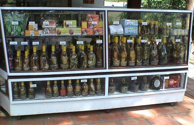 cu chi tunnels vietnam wine