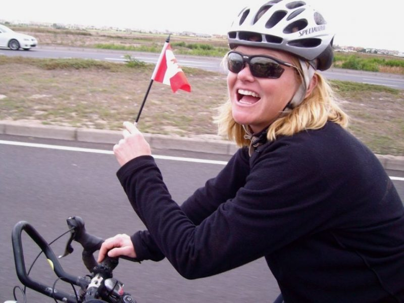 cycling africa deb