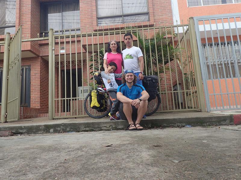 family street