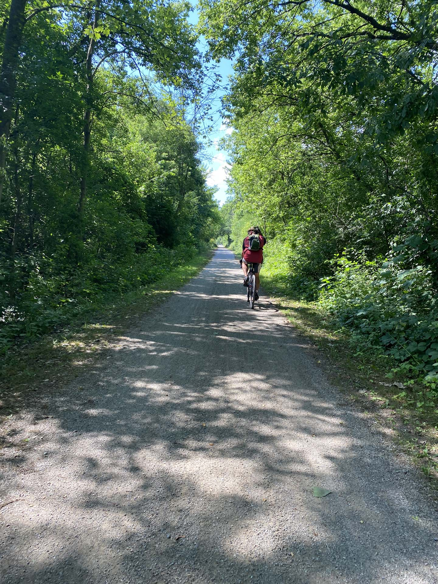 cycling ontario trails