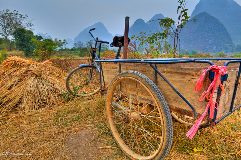 bike in the country