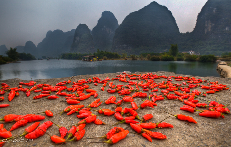 chiles by river