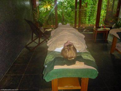 daintree rainforest massage