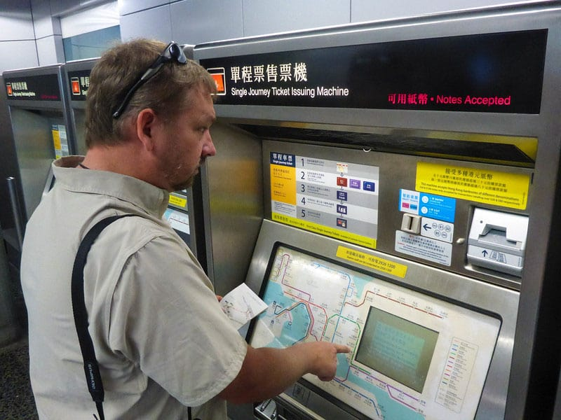 getting to hong kong points of interest | by subway