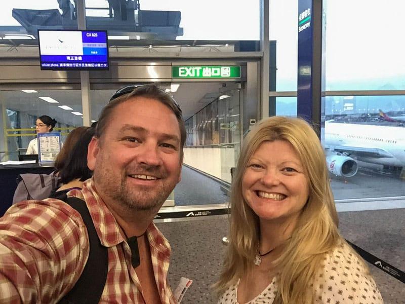 dave deb airport