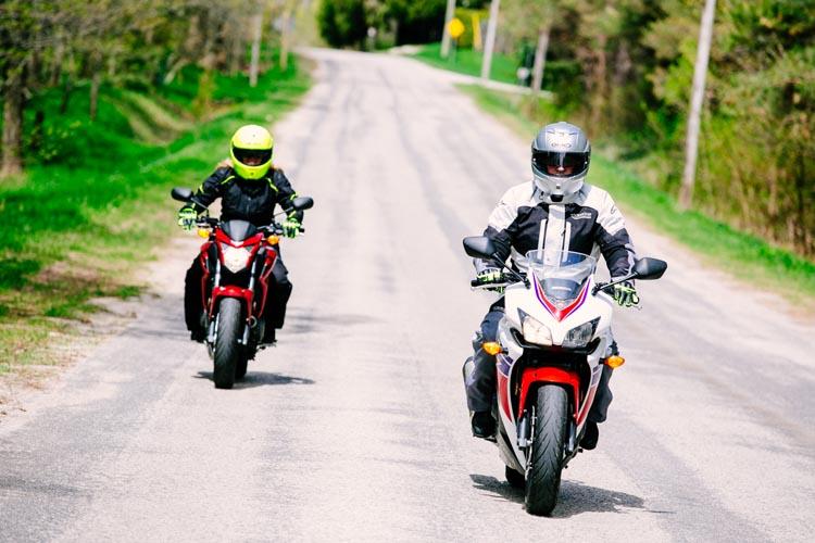 motorcycle touring ontario canada