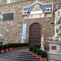 david in Plaza Vecchio Florence