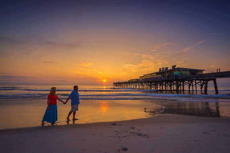 daytona beach shores romance