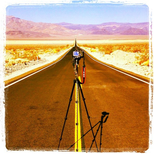 travel photography from american road trip