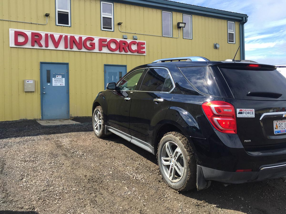 dempster highway car rental