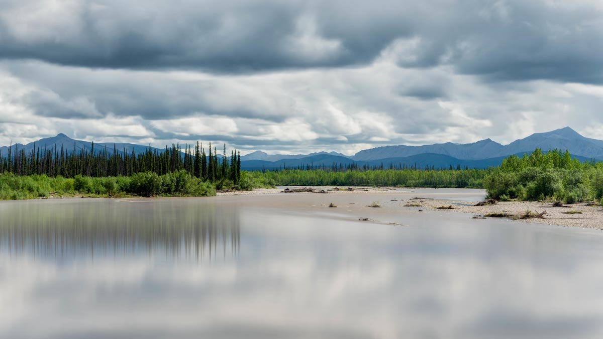 dempster highway views