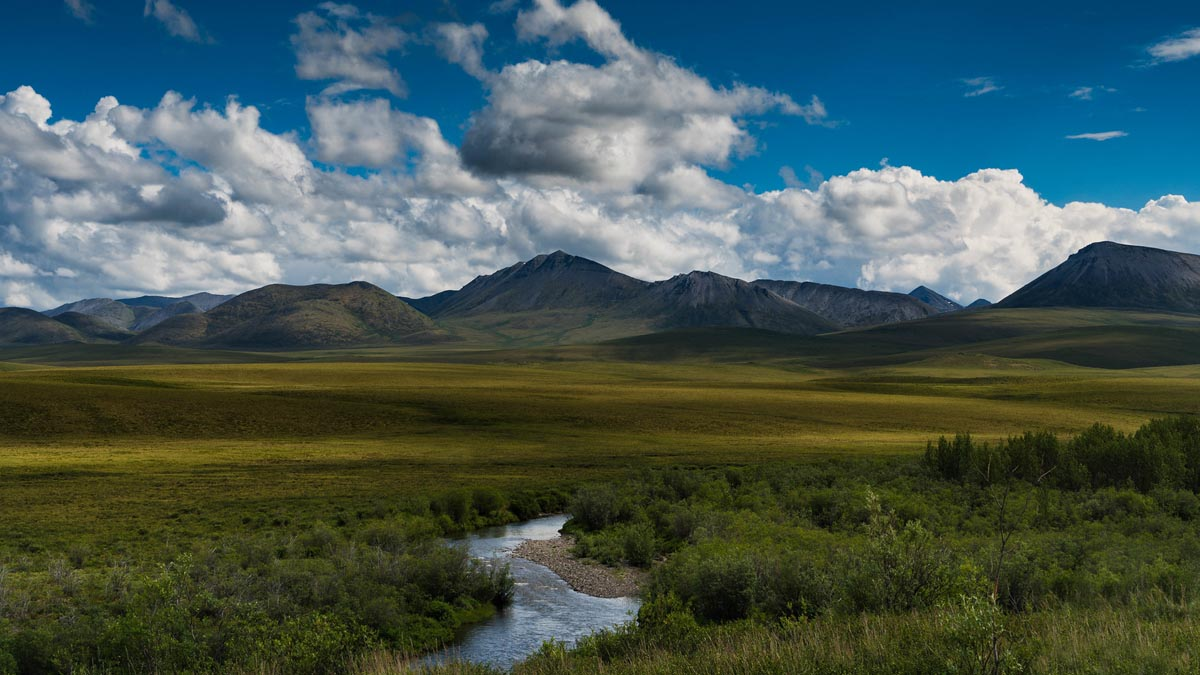 dempster highway road trip views