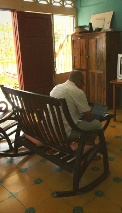 digital nomad lifestyle writing