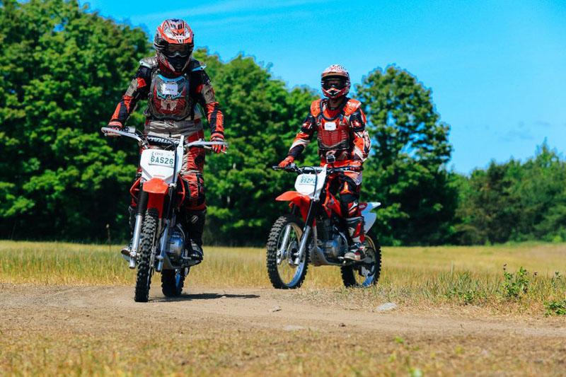 dirt biking ontario men