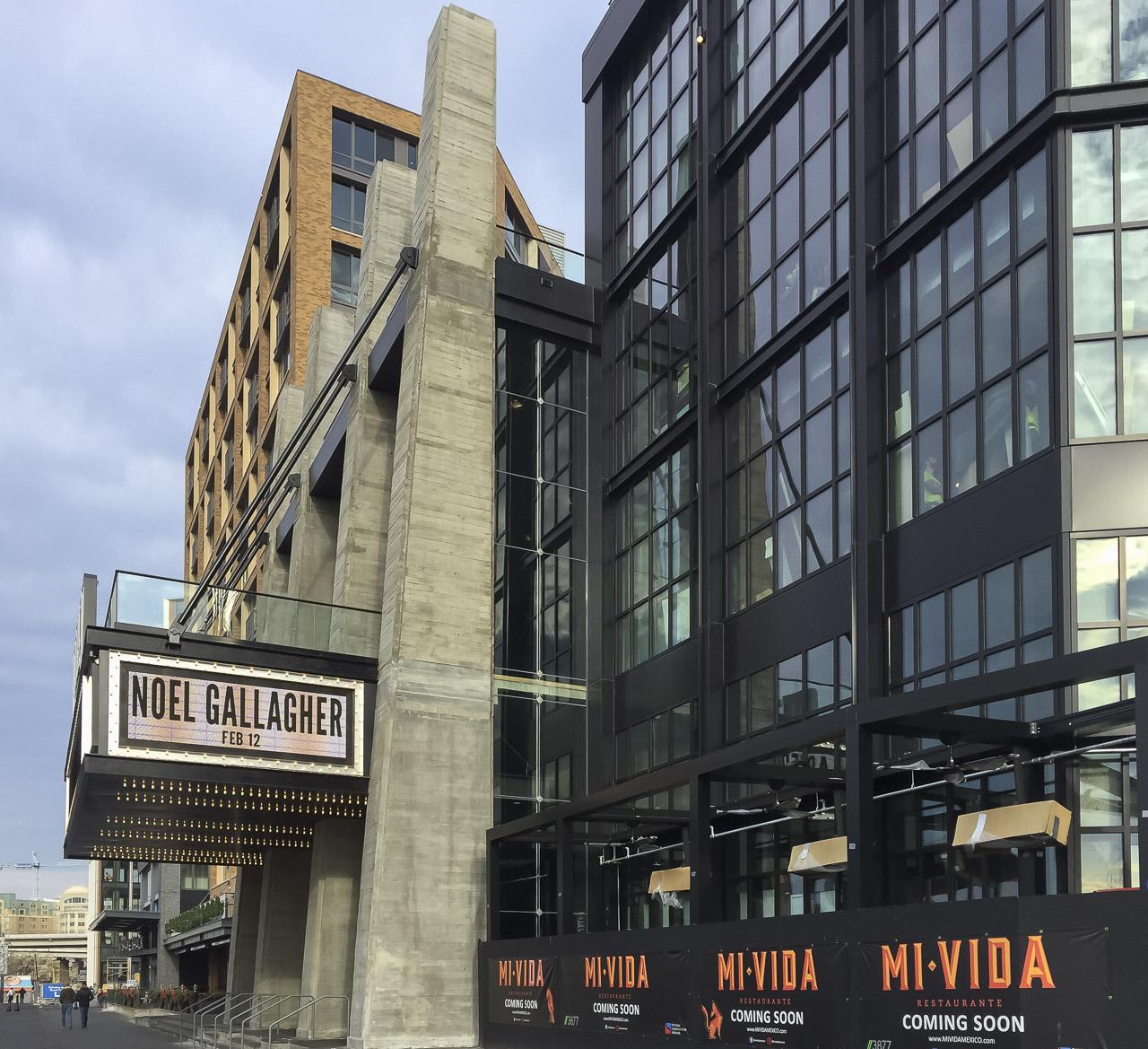 wharf district music venues