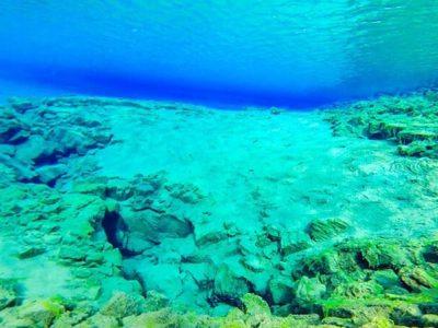 Diving in Silfra – Iceland Underwater