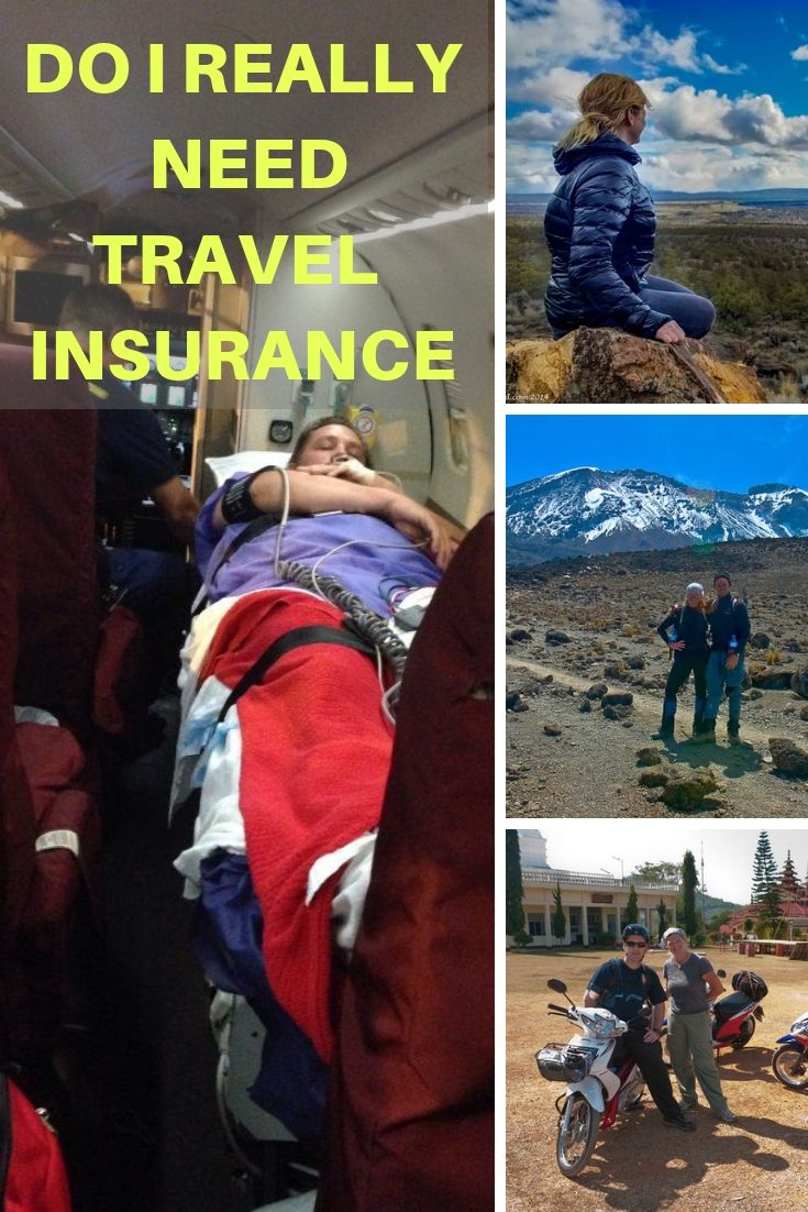 do i need travel medical insurance?