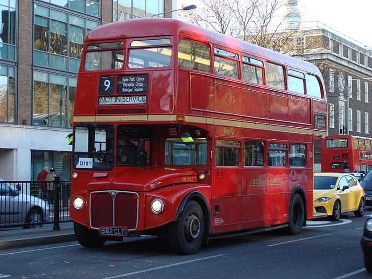 double decker tour buses | london landmarks