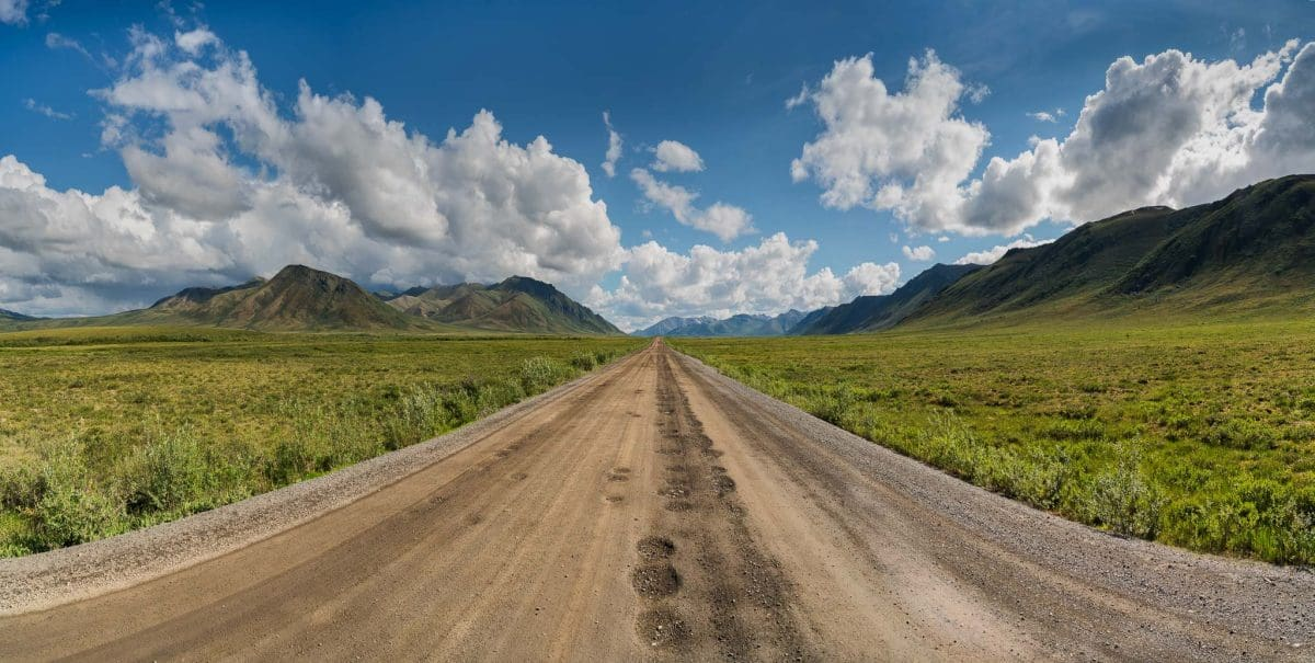 Cross into the Arctic Circle on an unforgettable road trip on the Dempster Highway
