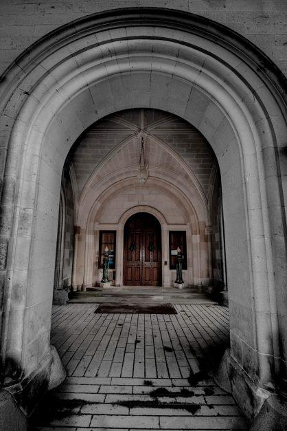 Вход в Дунробинский замок Замок Данробин Замок Данробин в Северной Шотландии dunrobin castle 1213405 1280 418x627