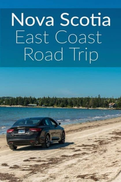 east coast road trip
