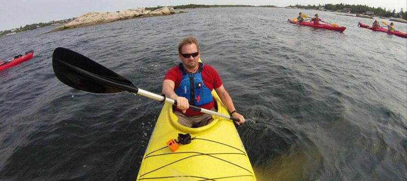 east coast road trip kayaking