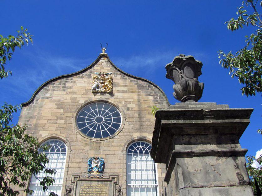 edinburgh in 2 days | canongate kirk