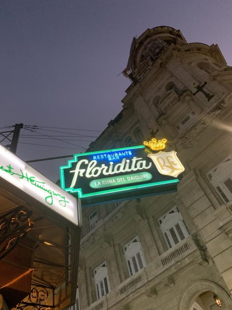 things to do in havana floridita