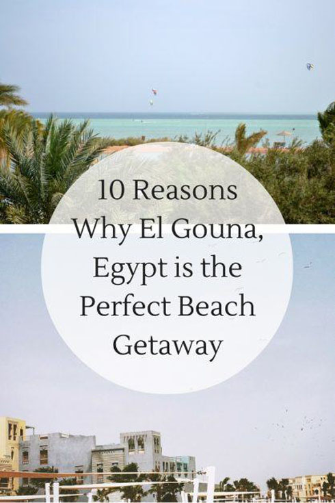 el gouna egypt pin