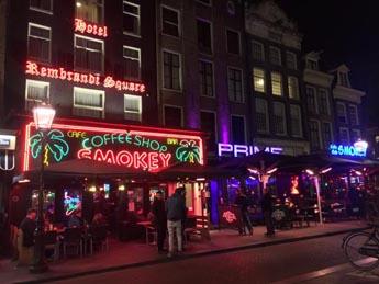 amsterdam hotels rembrandt square