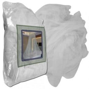 india packing tips mosquito net