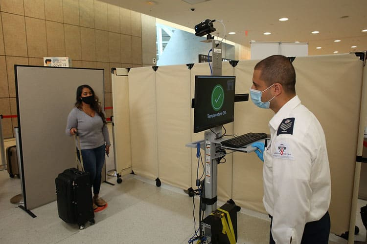 tips for essential airport screening