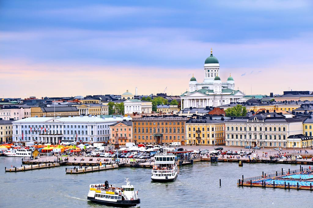 beautiful cities finland