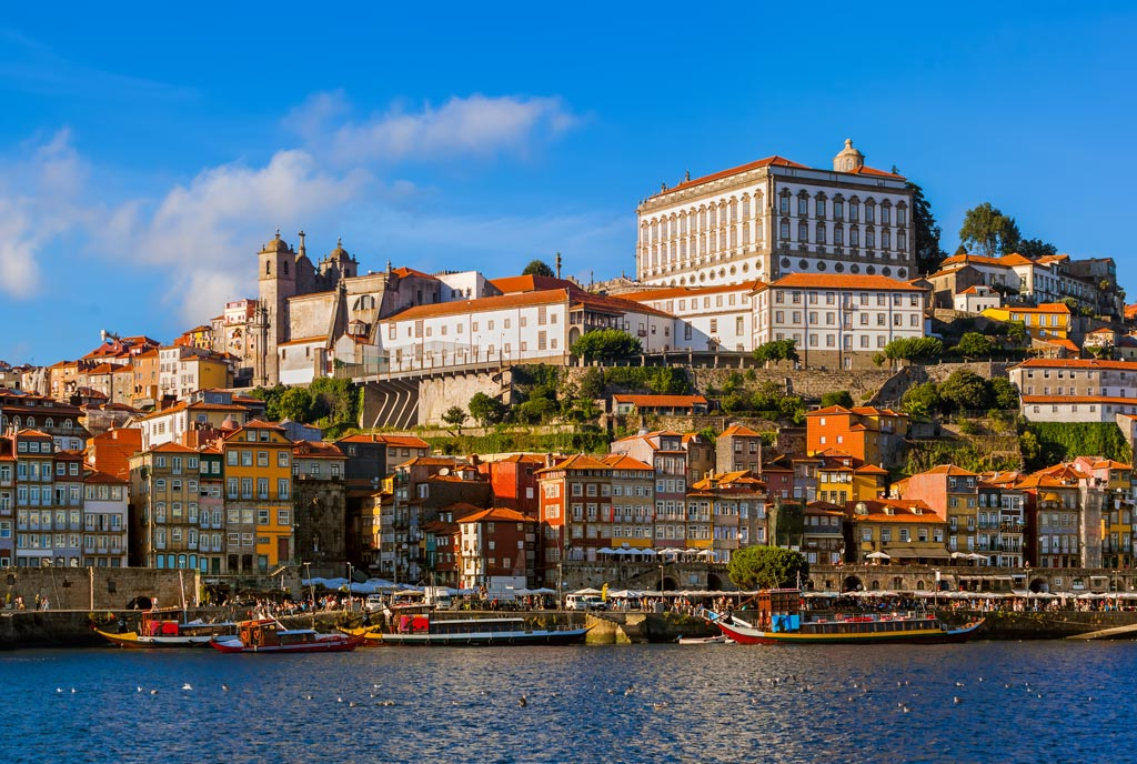 beautiful european cities | porto