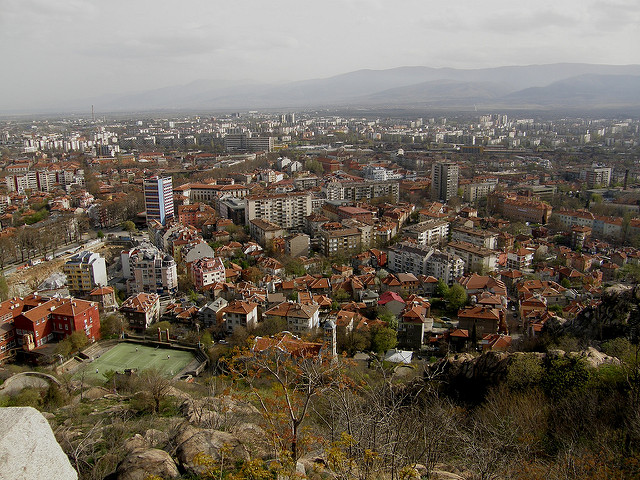 europe's oldest city hill