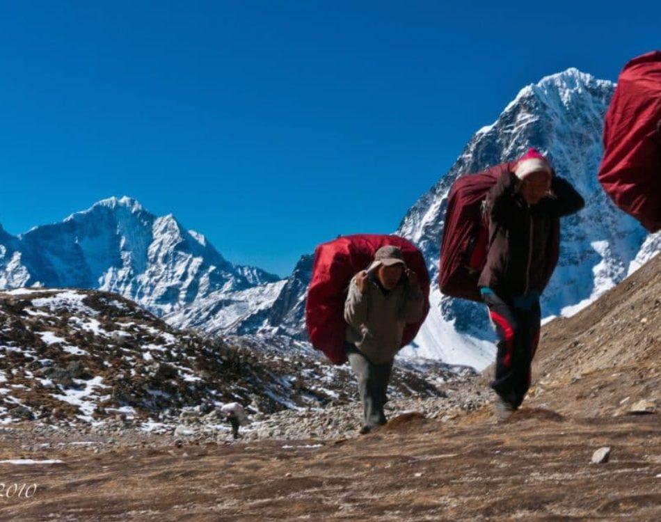 Packing List for Everest Base Camp Trek