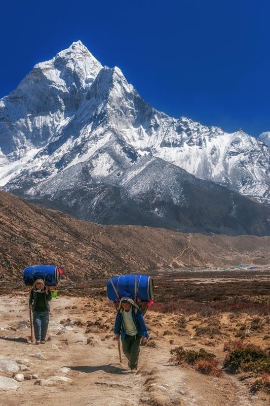 ebc trek sherpas