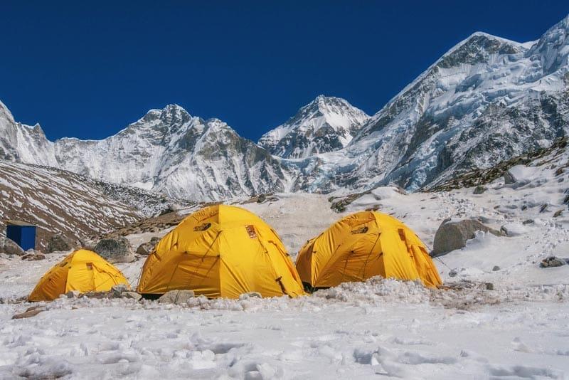ebc trek tents
