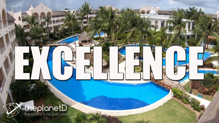 excellence hotel tour
