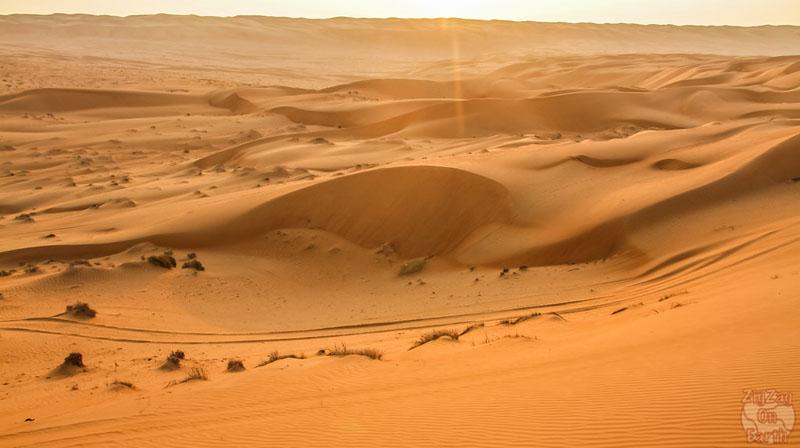 experiences oman sand