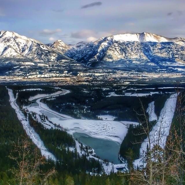 Canmore Alberta