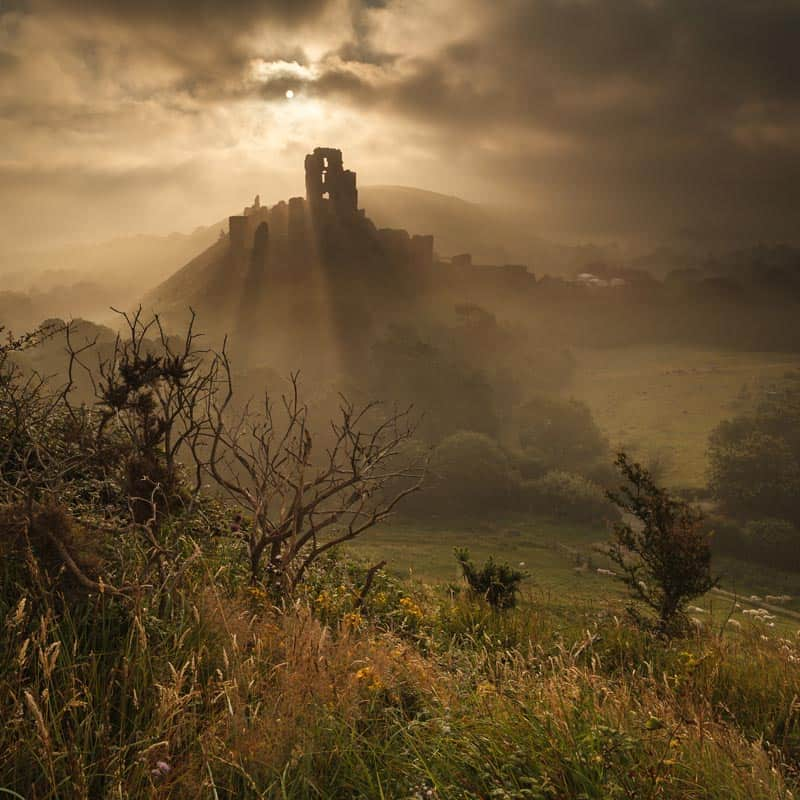 things to do in dorset corfe Castle