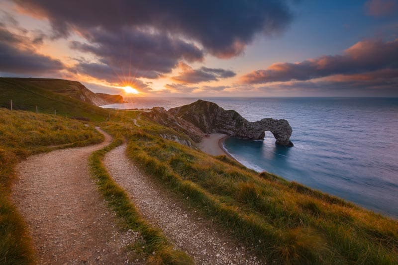 things to do in dorset the arch at durdle door